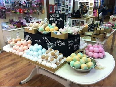 Bath Bomb Business for sale | Wholesale & Drop shipping List + Your Own Website