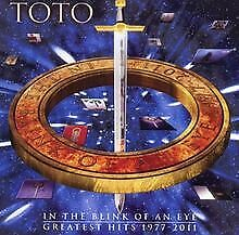 In the Blink of An Eye-Greatest Hits 1977-2011 von Toto | CD | Zustand gut
