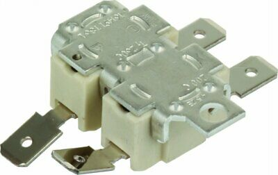 00132 Dualit Klixon Thermostat For 73002 Contact Grill / Sandwich Toastie Maker