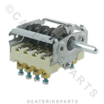 719 Mains Selector 4 Way Selector Switch 0719 Suits Valentine P1 94 P2 94 Fryer