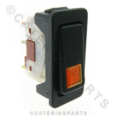 Hot Water Boiler Filter Coffee Machine On Off Amber Mains Power Rocker Switch