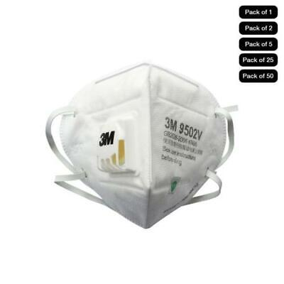 PM2.5 Anti-Pollution Dust Mask Respirator Air Filter Face Mask