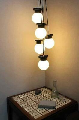 Globe Cluster Pendant Light