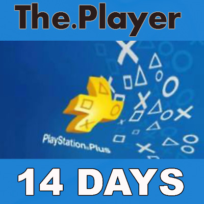 PS PLUS 14 Day
