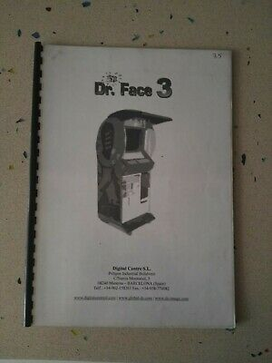 Dr. Face 3 Original MAnual