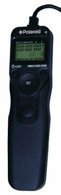 Polaroid Shutter Release Timer Remote Control For Canon Cameras Replaces TC-80N3
