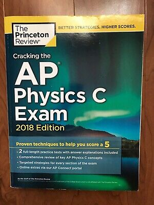 CRACKING THE AP Physics B Exam, 2014 Edition (College Test