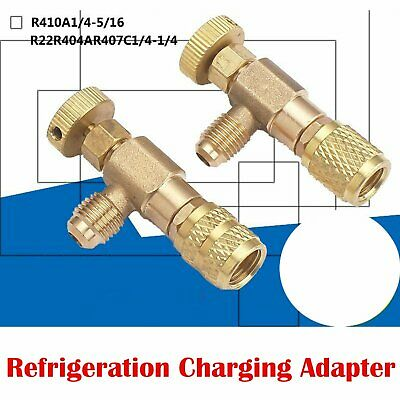 For Home R22/R410 Refrigeration Charging Adapter Liquid Addition Accessories VS
