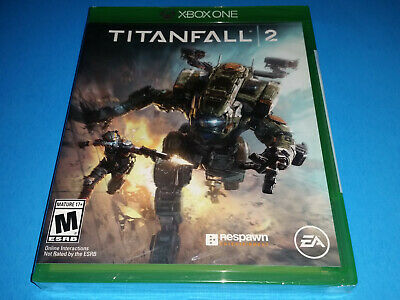Titanfall 2 (2016, XBOX ONE) by EA Games region free NEW SEALED