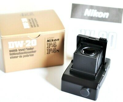 [OPEN BOX] Nikon DW-20 DW20 Waist Level Finder for F4 / F4S Camera ShipFromJAPAN