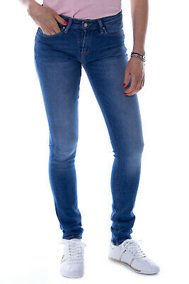 Tommy Hilfiger Jeans Donna Mid Rise Skinny Nora 1657664227