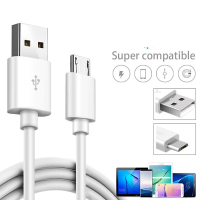 Micro USB Charging Cord Data Cable for Huawei Samsung Android Mobile Phone Aus