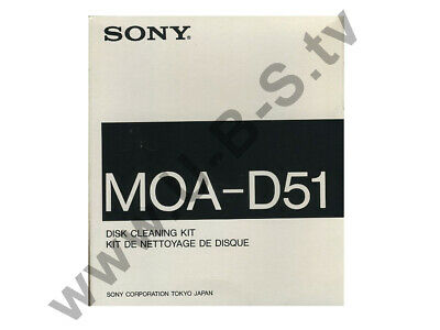 Sony MOA-D51 - Disk Cleaning Kit