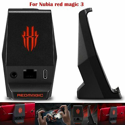 Desktop Charger Dock Cradle Stand Station Ultra-compact for Nubia red magic 3