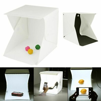 Light Box Photo Product Photography Tent Lighting Kit Portable Mini Photo Studio