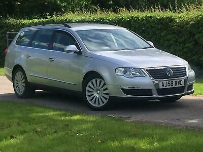 Volkswagen Passat 2.0TDI CR ( 140PS ) HIGHLINE LEATHER