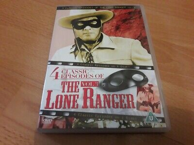 The Lone Ranger Volume 3 - Dvd