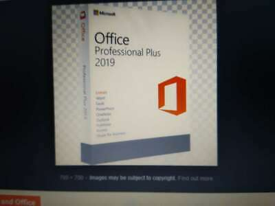 Microsoft Office 2019 Professional Pro Key Full Version For Windows PC