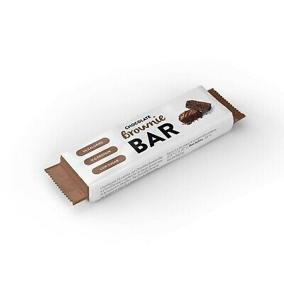 Cute Nutrition Chocolate Brownie Bars 1 Week Supply