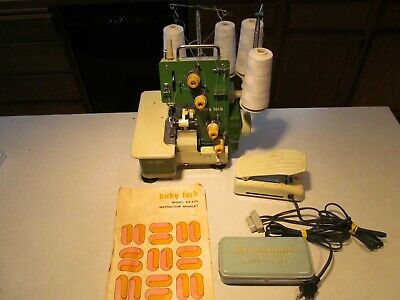 NICE! CLEAN! BABY Lock Destiny Upgraded BLDY Sewing & Embroidery