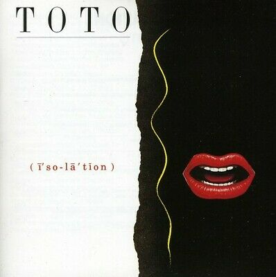 Isolation - Toto (CD New) 5099746249427