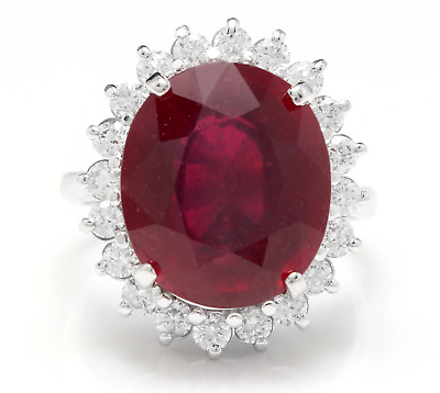 bague or rubis rouge