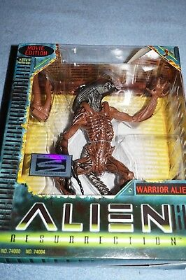"Alien Resurrection – Both the ""Ripley"" & ""Warrior Alien"" Action Figures – 1997"