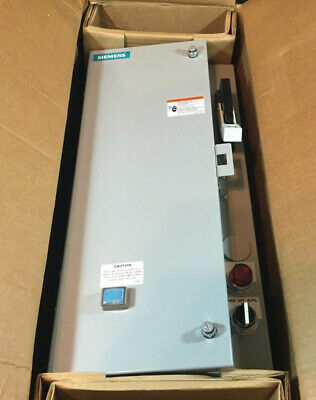 Siemens 17CP92NF1181 Fusible Combination Starter