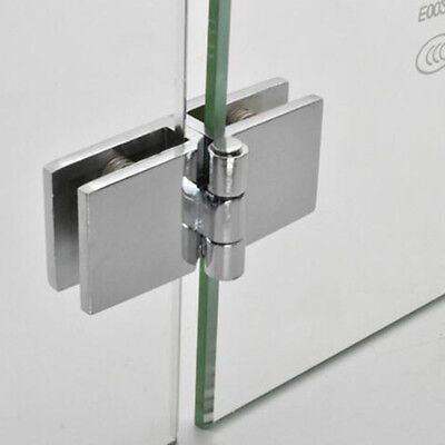 Shower Wall-mount Degree Stainless Parts Screen Door Hinge Glass Showerscreen MH