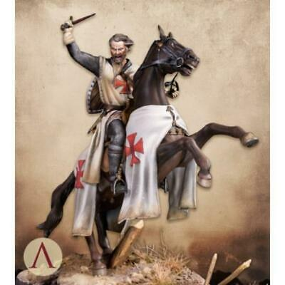 Scale 75 Middle Ages Mini 75mm Knight Templar, 13th Century Box SW