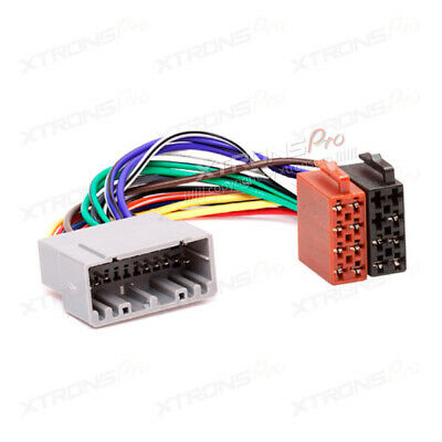 iso radio plug for chrysler for jeep car stereo wire harness adapter  connector