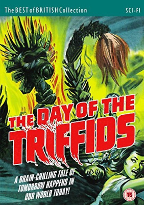 The Day Of The Triffids (1962) (UK IMPORT) DVD [REGION 2] NEW