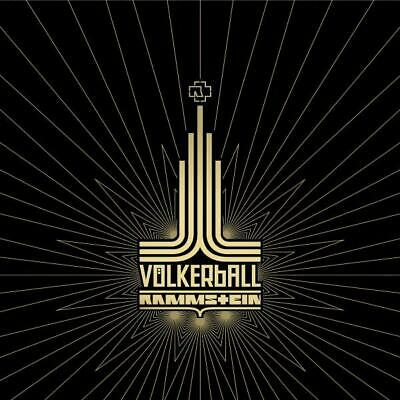 Völkerball (Special Edition-Cd-Package) [EURO-Version, Regio 2] - Rammstein NEW