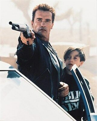Terminator 2: Judgment Day Film Ph Poster Stampa 24x20 Bellissimo Pic 27480