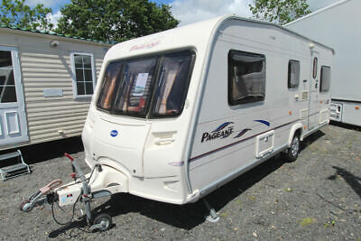 2006 Bailey Pageant Vendee 4 berth / fixed bed