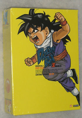 Dragon Ball Z: Dragon Box Fast Five Dragonball - Box Set DVD Nuevo Precintado
