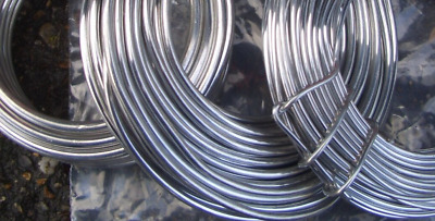 Aluminium Modelling Wire Craft Wire Florist Wire Sizes 1mm 2mm 3.25mm 4.55mm