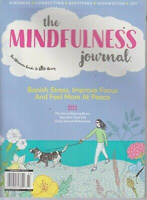 The Mindfulness Journal The Ultimate Guide to Well-Being 2019