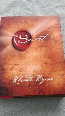 The Secret by Rhonda Byrne (2006, Hardcover) w/ dust jacket