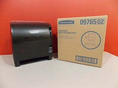 Kimberly Clark Paper Towel Roll Dispenser Lev-R-Matic 09765 NIB Quantities Avail