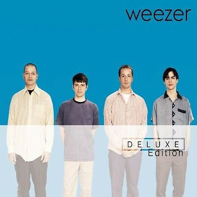 Weezer - Weezer [New CD] Bonus CD, Deluxe Edition, Rmst, Digipack Packaging