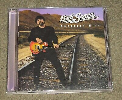 Bob Seger & The Silver Bullet Band - Greatest Hits (CD, 1994, Capitol)