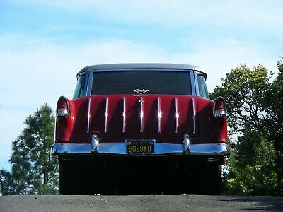 1955 Chevrolet Nomad Nomad Head turning consistent show and trophy winner!
