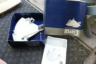 Vintage Davis Mark 3 Marine Sextant With Box CIB Boat Nautical