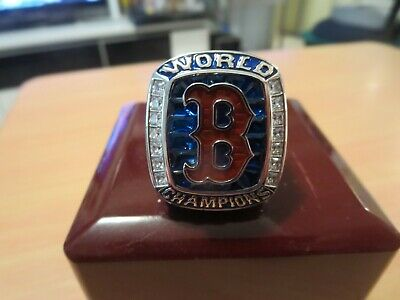 Boston Red Sox 2018 Championship Ring. Amazing Quality, Made Exact Like The Real