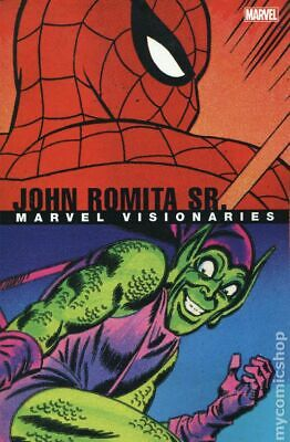 Marvel Visionaries John Romita, Sr. TPB (Marvel) #1-1ST 2019 NM Stock Image