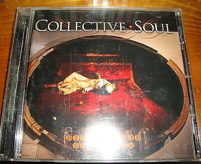 COLLECTIVE SOUL cd  DISCIPLINED BREAKDOWN free US shipping