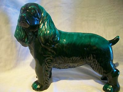 Blue Mountain Pottery Of A Cocker Spaniel Dog