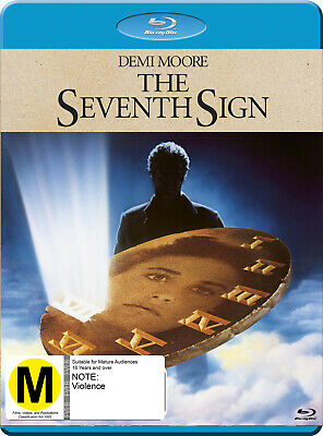 The Seventh Sign [Non-Usa Format Region B] (Blu-Ray) Not Sealed