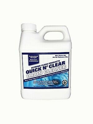 Quick N Clear Drain Cleaner - Clog Remover - Fast Drain Opener